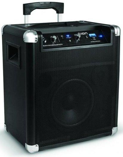 ION Block Rocker Bluetooth schwarz