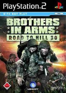 Brothers in Arms - Road to Hill 30 (German) (PS2)