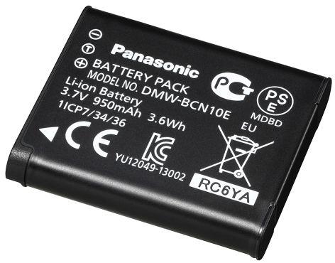 Panasonic DMW-BCN10E Li-Ion battery