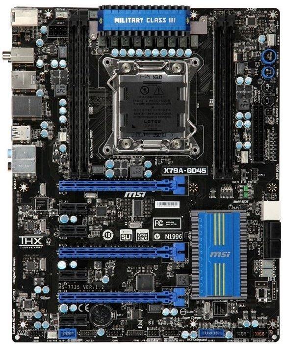 MSI X79A-GD45 (7735-010R)