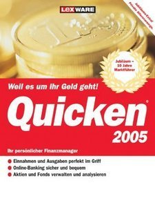 Lexware: Quicken Deluxe 2005 12.0 (PC) (06835-0023)