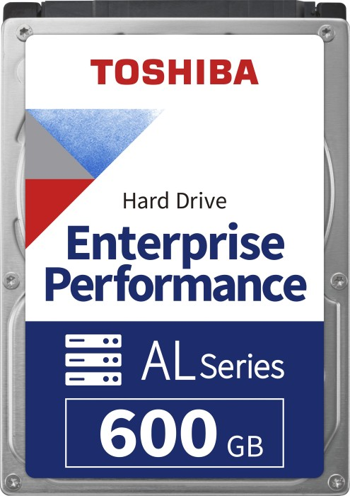 Toshiba Enterprise 600GB, SAS 6Gb/s (AL13SEB600)