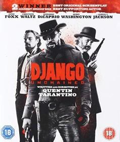 Django Unchained (Blu-ray) (UK)