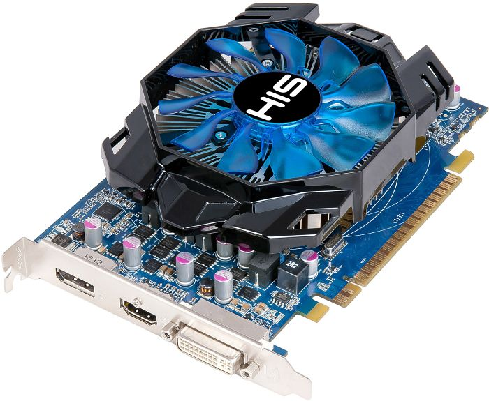 HIS Radeon R9 270 iCooler Boost Clock, 2GB GDDR5, DVI, HDMI, DisplayPort (H270F2GD)
