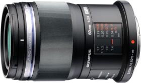 Olympus M.Zuiko digital ED 60mm 2.8 Makro schwarz (V312010BE000)
