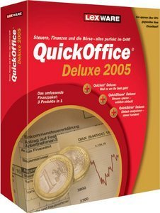 Lexware: QuickOffice Deluxe 2005 (deutsch) (PC) (06841-0038)