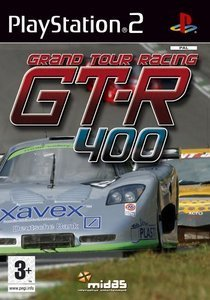 Grand Tour Racing 400 (German) (PS2)