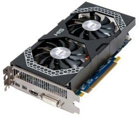 HIS Radeon R9 270X Mini IceQ X² Boost Clock, 2GB GDDR5, DVI, HDMI, 2x mDP (H270XQMS2G2M)