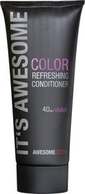 Sexy Hair Awesome Colors Refreshing Violet Conditioner, 40ml