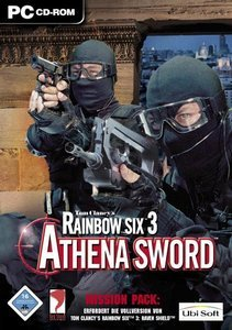 Rainbow Six - Athena Sword (Add-on) (niemiecki) (PC)