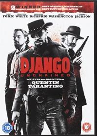 Django Unchained (DVD) (UK)