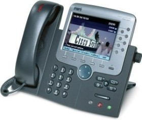 Cisco 7975G Unified IP Phone (CP-7975G-CH1)