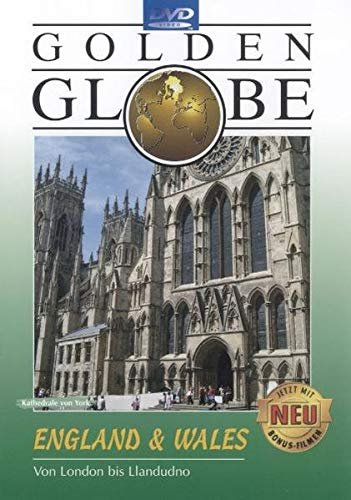 Reise: England - Wales -- via Amazon Partnerprogramm