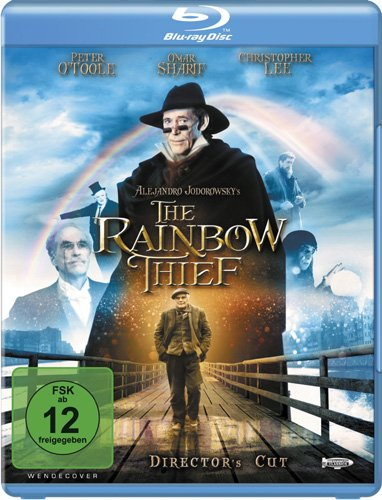 The Rainbow Thief (Blu-ray) -- via Amazon Partnerprogramm