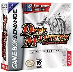 Duel Masters: Sempai Legends (GBA)