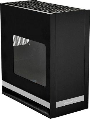 SilverStone Fortress FT05 schwarz, Acrylfenster, schallgedämmt (SST-FT05B-W)