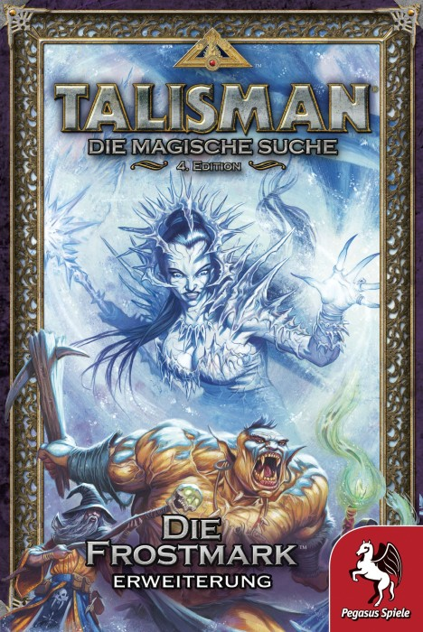 Talisman - The Frostmarch (Expansion)