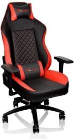 Thermaltake GT Comfort C500 Gamingstuhl, schwarz/rot (GC-GTC-BRLFDL-01)