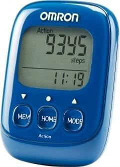 Omron Walking Style 4 Schrittzähler blau