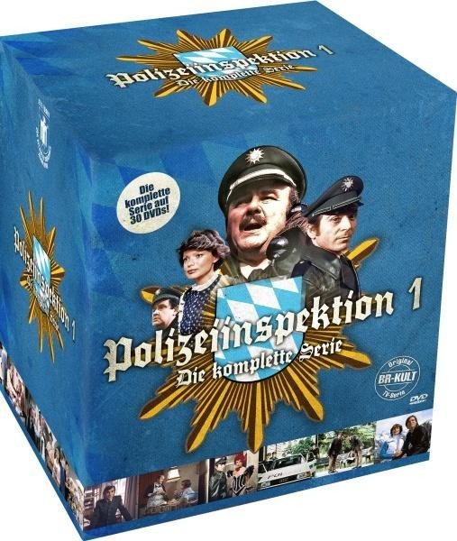 Polizeiinspektion 1 Box (Staffel 1-10)