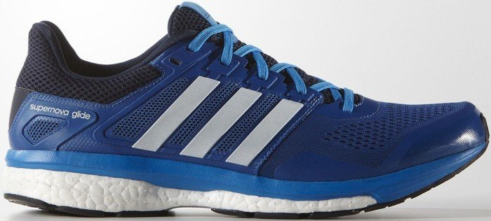 9d5f716ff adidas Supernova Glide 8 Eqt blue ftwr white collegiate navy (men ...