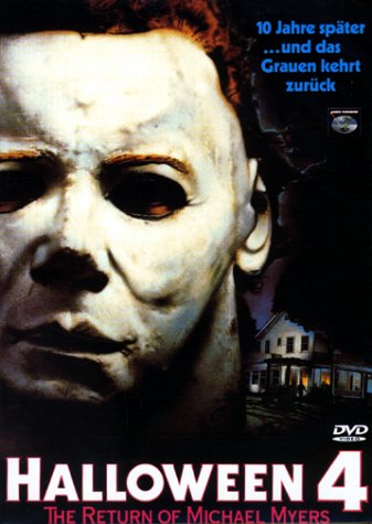 Halloween 4 - The Return of Michael Myers -- via Amazon Partnerprogramm