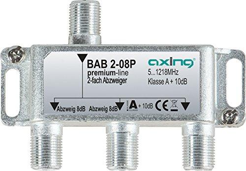 Axing BAB 2-08 2-fach BK-Abzweiger (BAB00208) -- via Amazon Partnerprogramm