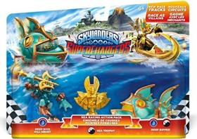 Skylanders: Superchargers - Sea Racing Action Pack (Xbox 360/Xbox One/Wii/WiiU/PS3/PS4/3DS)