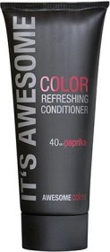 Sexy Hair Awesome Colors Refreshing Paprika Conditioner, 40ml