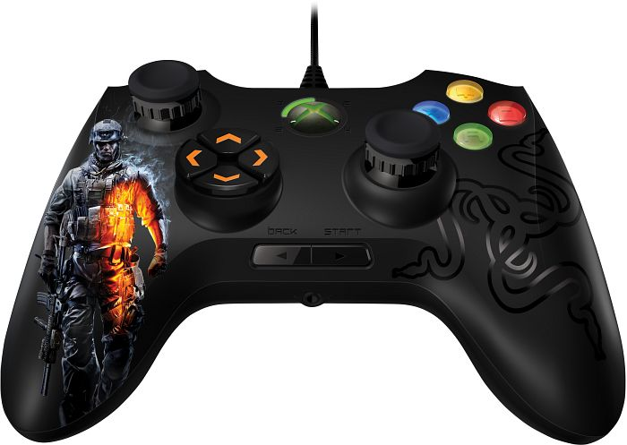 Razer Onza Tournament Edition Battlefield 3 (PC/Xbox 360) (RZ06-00470300-R3M1)