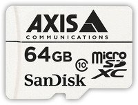 Axis Surveillance R20/W20 microSDXC 64GB Kit, Class 10, 10er-Pack (5801-961)