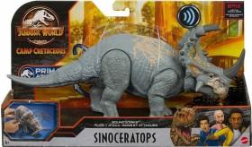 Mattel Jurassic World Brüll-Attacke Sinoceratops (GMC98)