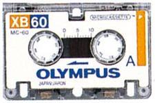 Olympus XB-60NP1 micro cassette (058040)