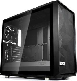 Fractal Design Meshify S2 Black TG Light Tint, helles Glasfenster (FD-CA-MESH-S2-BKO-TG)