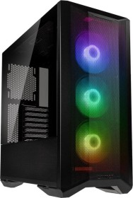 Lian Li LANCOOL II Mesh RGB, black, glass window (LANCOOL II mesh RGB black)