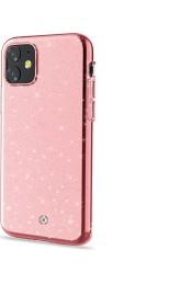 Celly Sparkle für Apple iPhone 11 pink (SPARKLE1001PK)