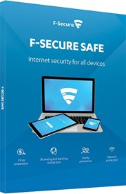 F-Secure Safe 2017, 1 User, 1 year, ESD (multilingual) (Multi-Device)