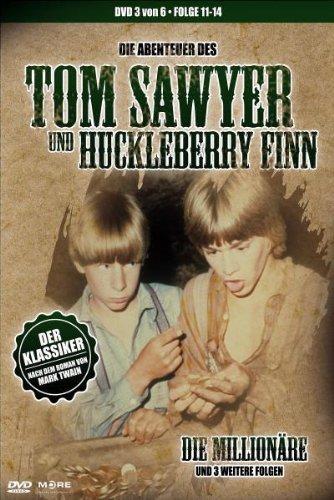 Tom Sawyer & Huckleberry Finn Vol. 3 -- via Amazon Partnerprogramm