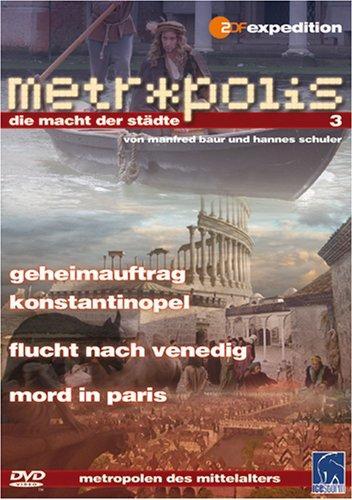 Metropolis - Die Macht der Städte Vol. 3 -- via Amazon Partnerprogramm
