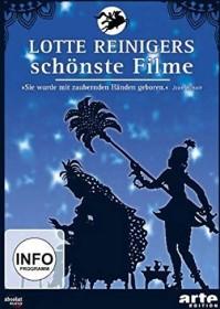 Lotte Reiniger - Märchen und Fabeln (DVD)