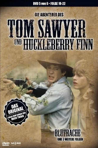 Tom Sawyer & Huckleberry Finn Vol. 5 -- via Amazon Partnerprogramm