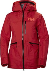 Helly Hansen Kvitegga Shell Skijacke alert red (Damen) (65575-222)