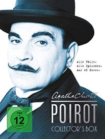 Agatha Christie - Poirot Collector's Box