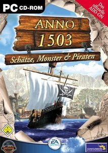 Anno 1503 Schätze, Monster und Piraten (Add-on) (deutsch) (PC)