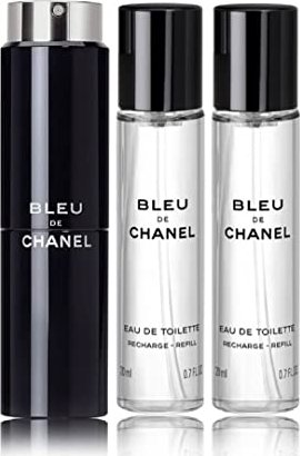 Chanel Bleu De Chanel Eau De Toilette 60ml 3x 20ml Starting From