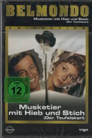 Musketier mit Hieb und Stich (DVD)