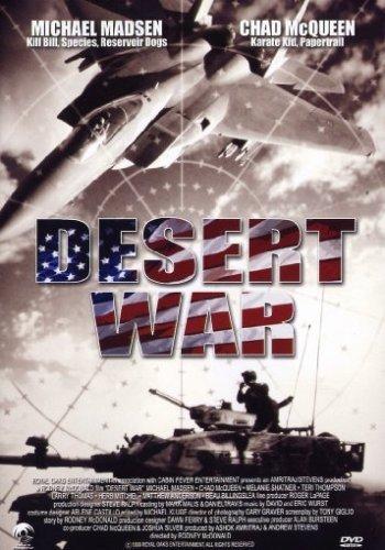 Desert War -- via Amazon Partnerprogramm
