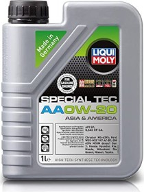 Liqui Moly Special Tec AA 0W-20 5l (9734)