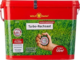 Wolf-Garten LR120 Turbo-Nachsaat, 2.40kg