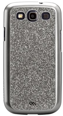 Case-Mate Glam case for Samsung Galaxy S3 silver (CM021396)
